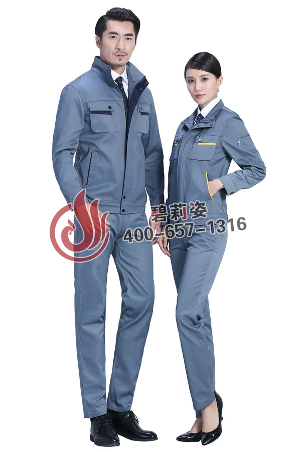 工作服的服装厂